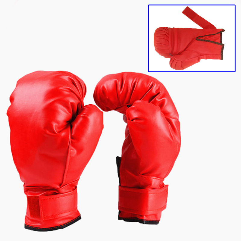 Pair of 8oz Boxing Gloves for 10 to 13 year old kids 4 different designs