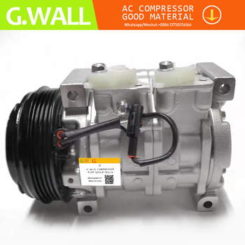 New A/C Compressor Fits For Car  Suzuki Grand Vitara 2001-2005 95200-65DF1 95200-65DC1 CO 29012C 97339 98339 4710393 4711393