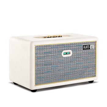 Altavoz HiFi WiFi Wilress, escritorio de madera, Radio FM para teléfono, ordenador, TV, calidad de sonido superior, Altavoz Bluetooth de lujo
