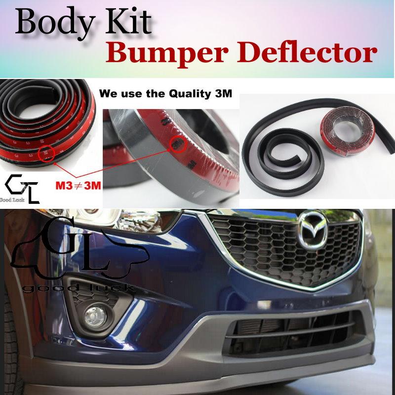 Per Mazda 323 BA 94-00 COPPA front spoiler labbro FRONT Grembiule labbro anteriore approccio