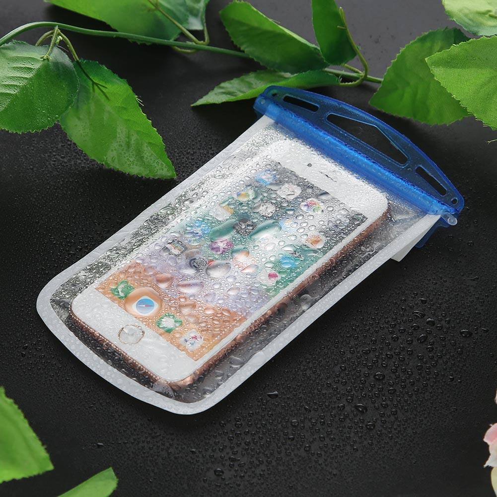 Waterproof Bag Phone Pouch Cover Mobile Case Beach Outdoor Swimming Pool Snorkeling Bag For Mobile Phone Ipad