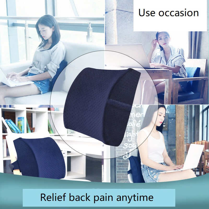 chair pillow seat back support for