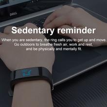 Color Screen Sport Pedometer Watch Smartband Fitness Traker