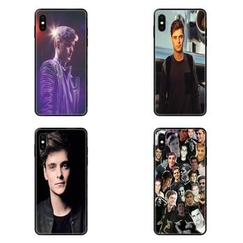 Große Berühmte Martin Garrix Für iPhone 11 12 Pro XS Max X 8 7 6s Plus 5 SE 11 12 XR SE 2020 Schwarz Weiche TPU Capa Abdeckung Fall