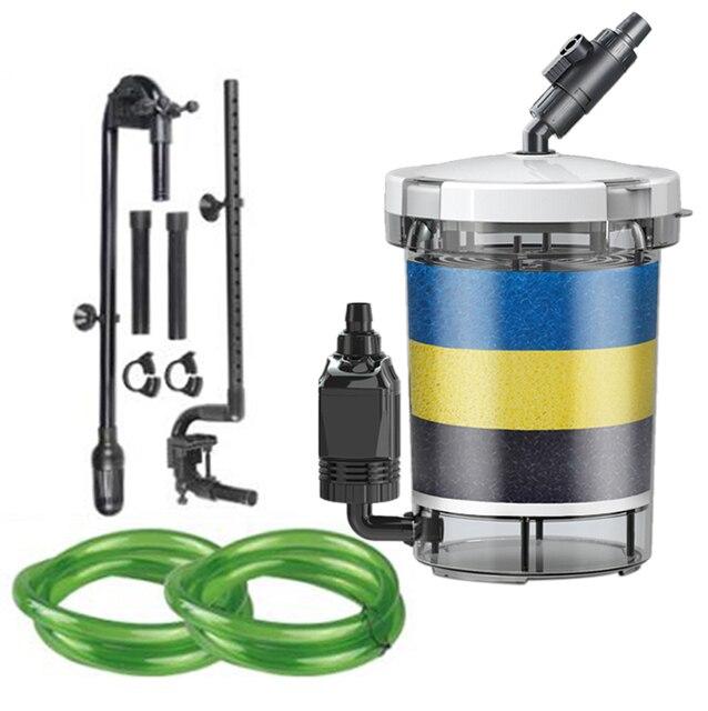 Aquarium Filtration Water Purification Pump 1