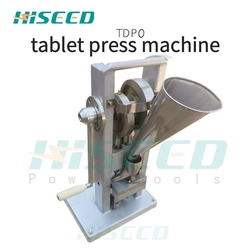 Upgraded TDP0, the small desktop manual most lightweight single punch press