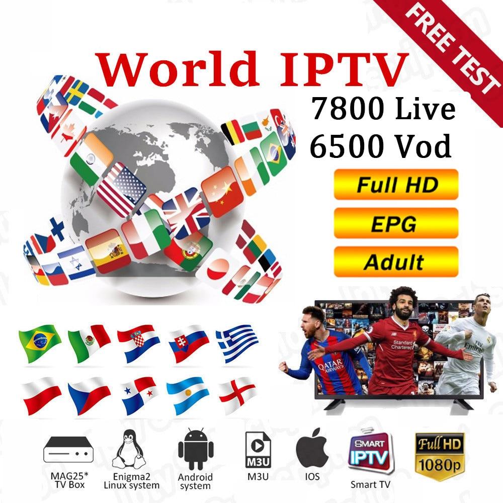 7500+ Europe Iptv Subscription Hot Club Xxx Europe Italian  Polish Belgium Turkish Canada Portugal UK Iptv Code Android PC