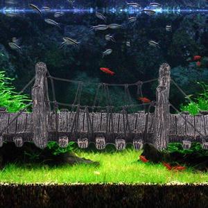 1pcs Imitation Bridge Decor fo
