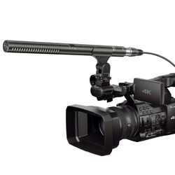 Comica Cvm-Vp2 Microphone Super Cardioid Condenser Photography Interview Video Mic for Canon Nikon Sony Camera Camcorder with 3.
