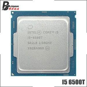 Intel Core i5-6500T i5 6500T 2.5 GHz Quad-Core Quad-Thread CPU Processor 6M 35W LGA 1151