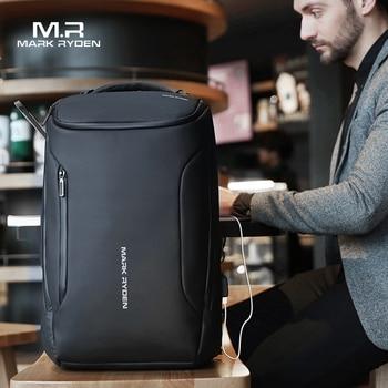 Mark Ryden 2020 New Anti-thief Fashion Men Backpack Multifunctional Waterproof 15.6 inch Laptop Bag Man USB Charging Travel Bag 1