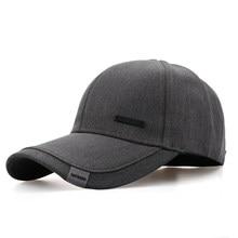 Gorra de béisbol a la moda coreana para hombre, sombrero de Sol de ocio deportes de primavera, verano