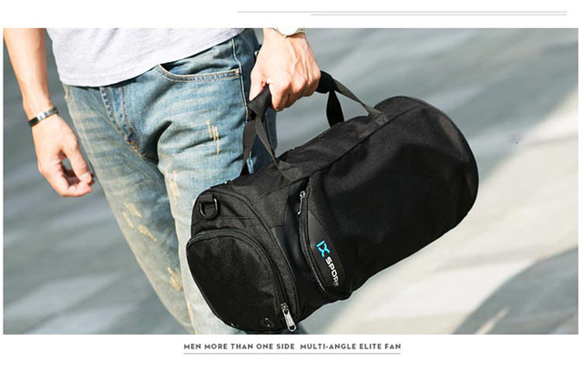 Waterproof Sport Bags Men Large Gym Bag Women Yoga Fitness Bag Outdoor Travel Luggage Hand Bag with Shoe Compartment 2019 (12)