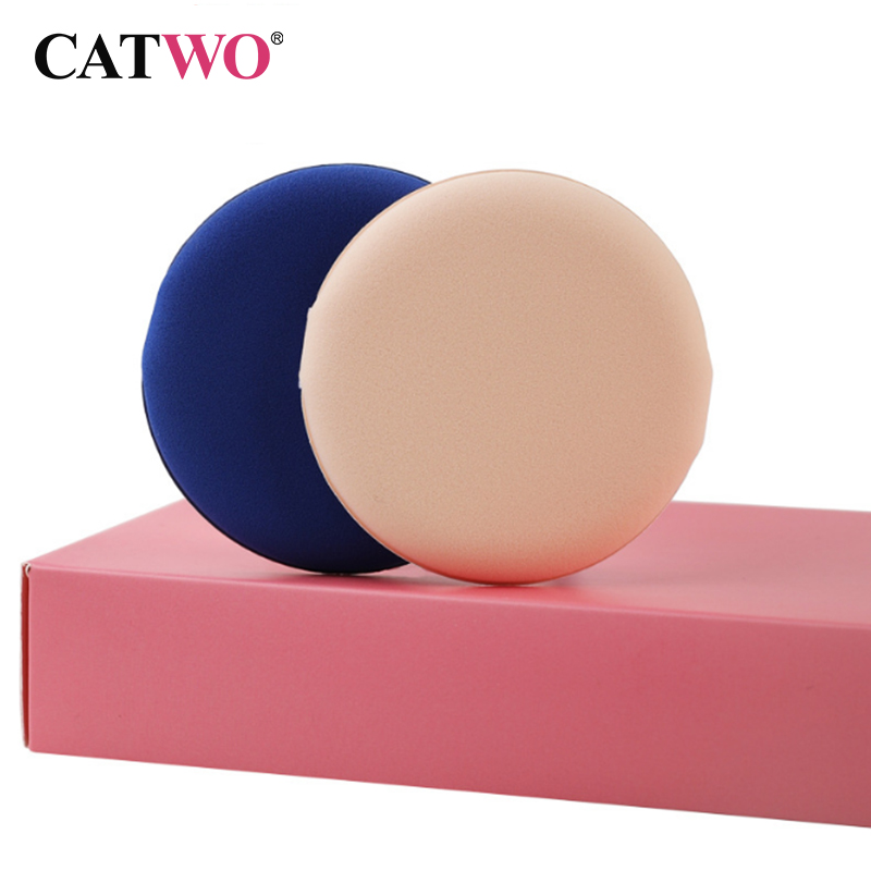 Catwo Women Beauty Facial Face Body Powder Puff Beauty Makeup Foundation Soft Sponge Make Up Cosmetic Kits Tools