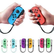 Sem fio joy-con controlador interruptor gamepad esquerda e direita para nintend switch (l + r) jogo joystick