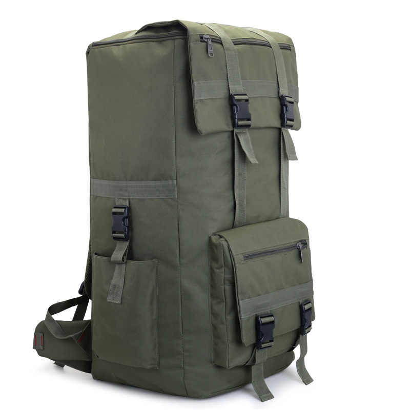 110L Large Capacity Backpack Military Tactics Molle Army Bag Men Backpack Rucksack for Hike Travel Backpacks