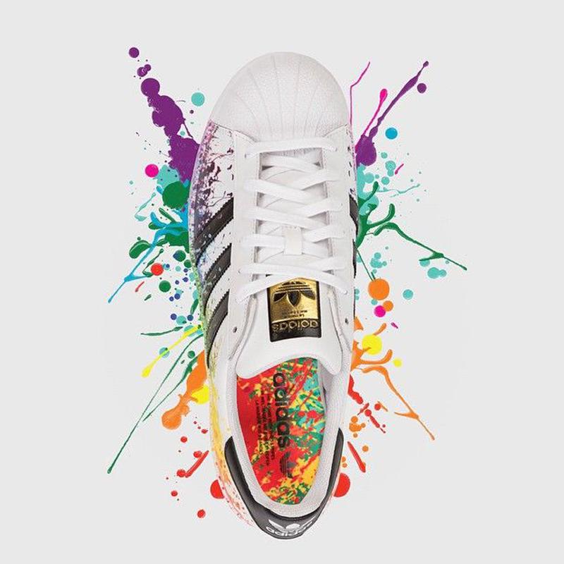 Originale Autentico Adidas Superstar Donne Scarpe Da Pattini E Skate Borsette Testa Degli Uomini di Scarpe Da Tennis di Modo Leggero E Comodo AQ6278