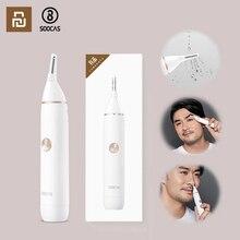 Xiaomi Soocas IPX5 עמיד למים גבות האף שיער גוזם להב חד גוף לשטוף מינימליסטי עיצוב בטוח מנקה לקצץ אישי יומי