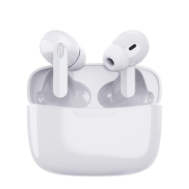 Tws fones de ouvido bluetooth fone de ouvido sem fio com microfone com cancelamento de ruído fones de ouvido em ouvido fone de ouvido fone de ouvido para o telefone móvel