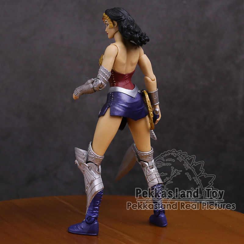 """DC COMICS Wonder Woman PVC Action Figure Collectible Toy 7/"""" 18CM"""