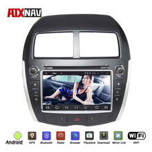 Touch Screen for Mitsubishi ASX DVD Car Mulimedia Player Bluetooth Tourist Navigator Autoradio GPS Navigator Audio Radio 2 Din(China)