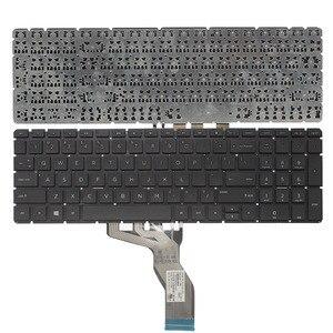 Image 3 - US tastiera del computer portatile per HP 15 bs191OD 15 bs192OD 15 bs193OD 15 bs194OD con Palmrest Coperchio Superiore