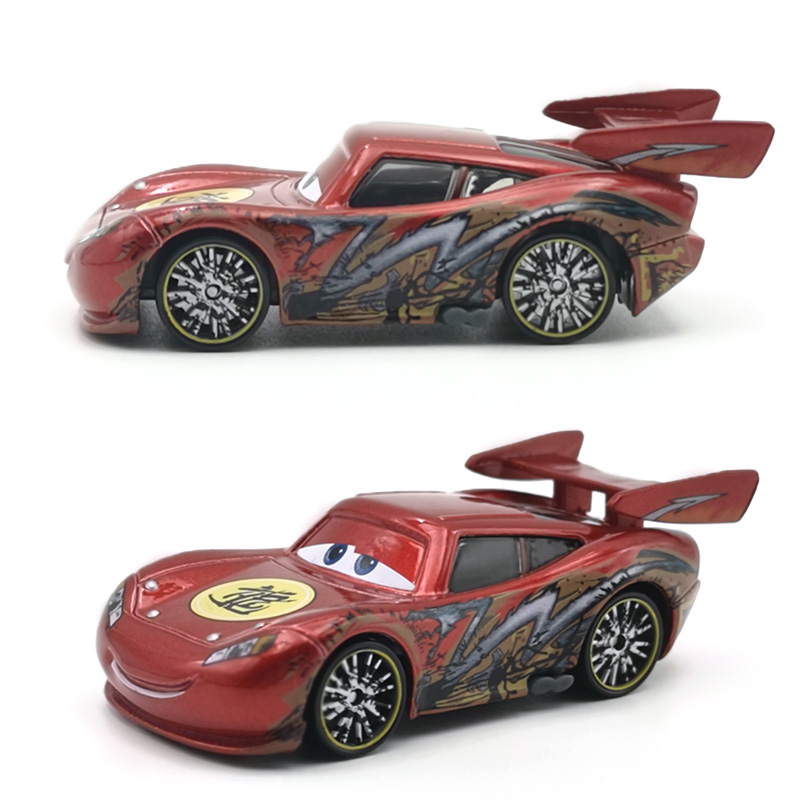 39 Style Lightning Mcqueen Pixar Car Toy Metal Diecast Cars Disney 1:55 Vehicle Metal Collection Kid Toys For Children Boy Gift 6