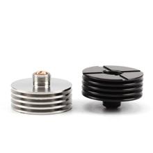 Diameter 22mm Metal 510 Heat Sink for Electronic Cigarette Decoration Dissipation heat 21-23mm Vaporizer Atomizer Mod Kit