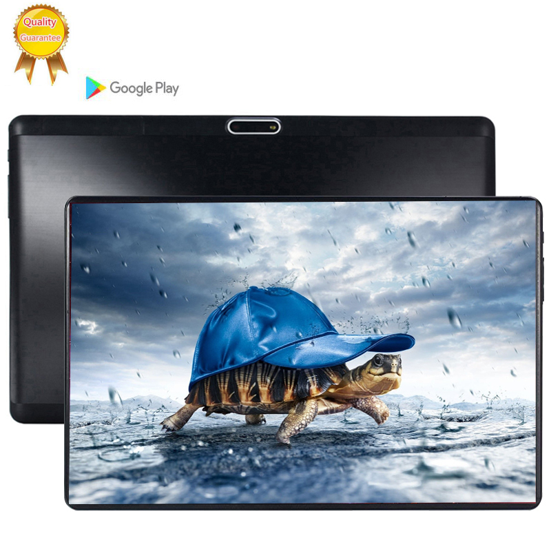2020 S119 10.1 Tablet Screen Mutlti Touch Android 9.0 Octa Core Ram 6GB ROM 128GB Camera 5MP Wifi 10 Inch Tablet 3G LTE Pro Pc