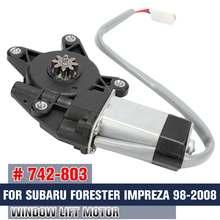 NUOVA Finestra di Automobile Motore Ascensore In Vetro Finestra Accessori Del Motore Per Subaru Forester Motore Elettrico per Impreza 98 2008 742 803