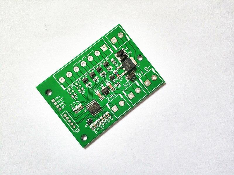Solar Traffic Strobe Light Control Board 12V Lead-acid Battery Solar Warning Rotating Strobe Light Circuit Board