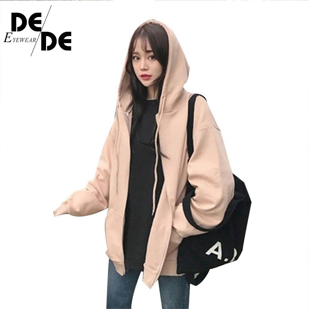 Brand ladies hoodie sweatshirt ladies long-sleeved hoodie sportswear sweat autumn sportswear 1