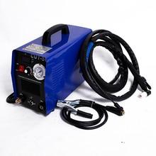 Бесплатная доставка 50 Ампер плазменный резак, автомат для резки, сварочный аппарат товарищ, нарезать-50, CUT50