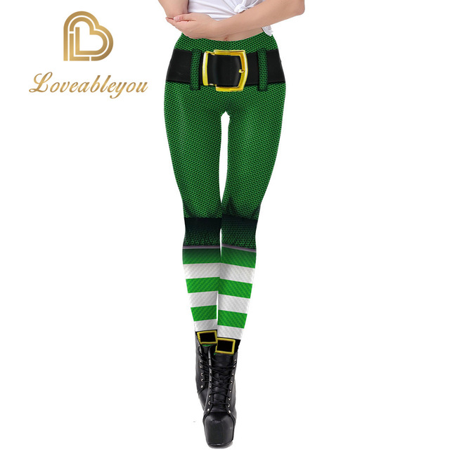St Patrick's Day Leggings 4