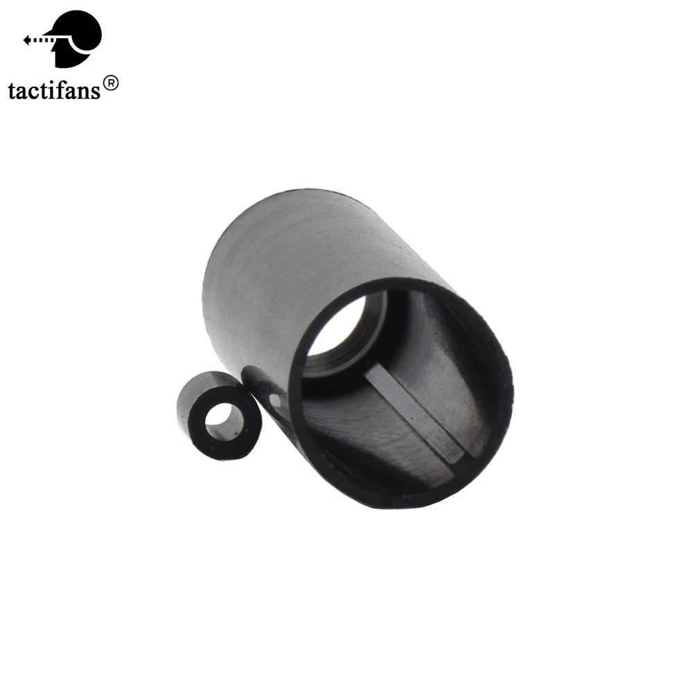 For SHS 60 Degree Hard Type Improved Hop Up Bucking Rubber For Airsoft AEG Hunting Accessories