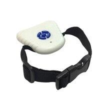 Ультразвуковые безопасные ошейники для собак с защитой от лай, поводки, Электронная тренировка, контроль ударов, TUE88