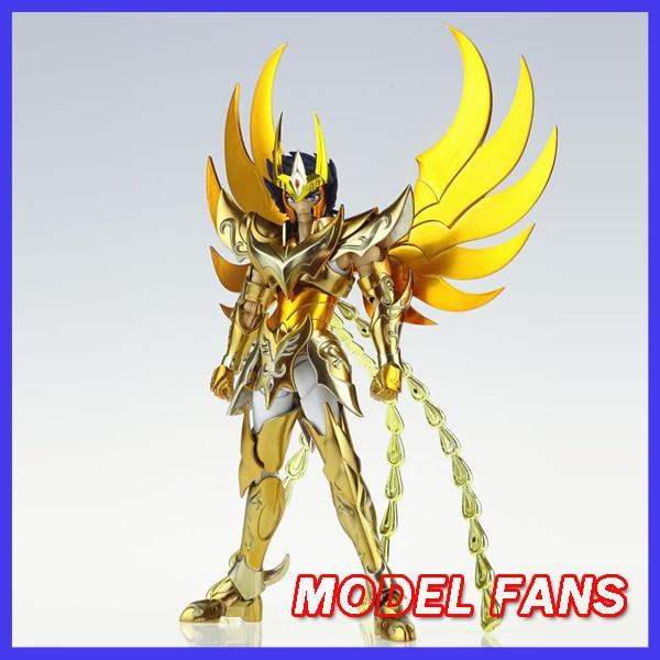 Фанаты моделей в наличии отличные игрушки EX бронзовая ИККИ Phoniex ikki V4 god тканевая металлическая Броня миф тканевая экшн-фигурка