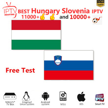 4K IPTV Hungary M3U Subscription Full HD for m3u MAG Smart tv Slovenia Czech Slovakia IP TV