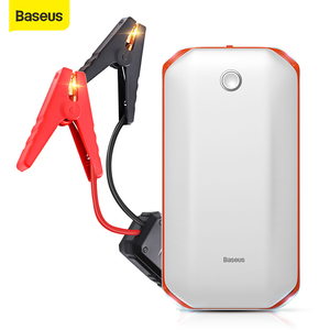 Baseus 8000A Car Jump Starter Battery Power Bank High Capacity Starting Device Booster Auto Vehicle Emergency Battery Booster