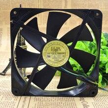 Original TT-1425B 14cm 12V 0.70A D14BM-12 14025 140*140*25MM Double Ball Fan wholesale nzxt df1402512sedn 12v 1 68w 0 14a 140 140 25 14cm chassis power supply fan