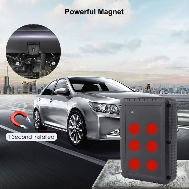 Car GPS Tracker TK915 GPS Locator 10000mAh Magnet Waterproof IP65 GPS Car Tracker Tamper Alert LIFETIME FREE APP PK TKSTAR TK905 4