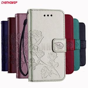 Image 1 - 3D Blume Ledertasche Für Samsung Galaxy S9 S8 S10 Plus S20 Ultra A51 A71 A50 A21S A31 A41 A01 a11 A30S A10 A20 A40 A70 Abdeckung