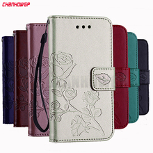 3D Flower Leather Case For Samsung Galaxy S9 S8 S10 Plus S20 Ultra A51 A71 A50 A21S A31 A41 A01 A11 A30S A10 A20 A40 A70 Cover
