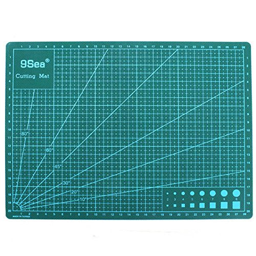 A3 A4 PVC Cutting Mat Self-healing Cut Pad Patchwork Tools Knife Carving Plate Rubber Stamp Board DIY Hand Plate Model Base
