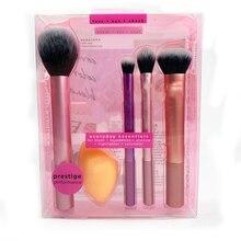 Brushs-Powder Makeup-Brushs-Kit Foundation-Brush Brochas-De-Maquillaje Hot-Sale