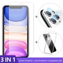 + กล้องสำหรับIphone 12 11 Pro Max Miniเลนส์Iphone SE2ป้องกันiphone 4.5 6.1 6.7