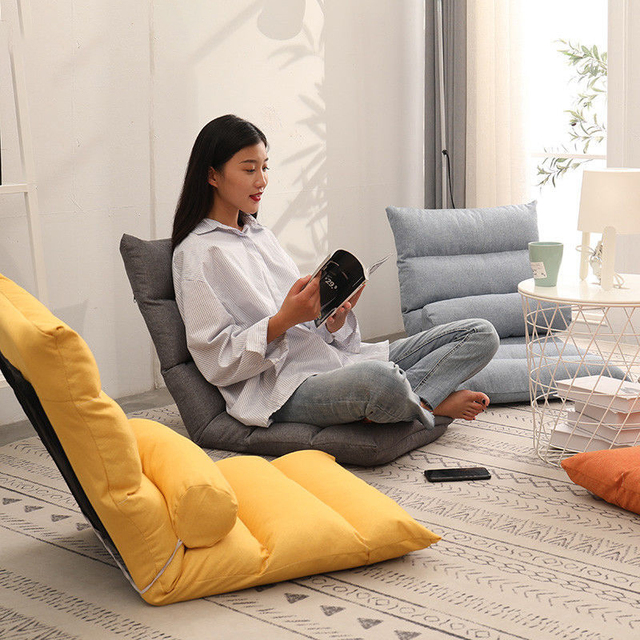 Folding chaise longue for home 1