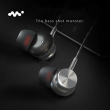 Bass In Ear Earphone Music Headset With Mic Earbud Earpiece For iPhone 6 Samsung Sony Xiaomi fone de ouvido pewant 3 5mm in ear earphone with microphone super bass headset fone de ouvido for xiaomi airpods apple earpods iphone 5 5s 6 6s