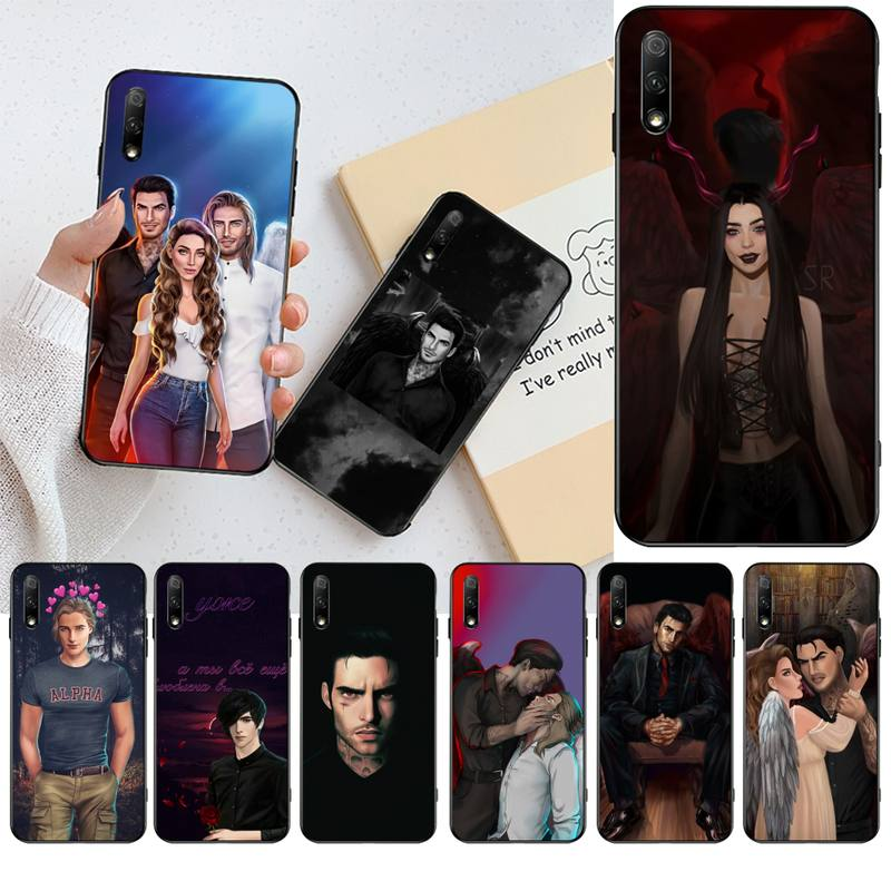 Romance Club High Quality Phone Case For Huawei Honor 20 10 9 8 8X 8C 9X 7C 7A Lite View Pro