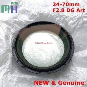 Image 1 - NEW 24 70 2.8 ART 1st Lens Group Front Lens Optics Element Glass For Sigma 24 70mm F2.8 DG OS HSM Art Spare Part